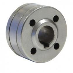 Galet type A pour fil alu diamètre 0.8 / 1 mm
